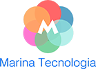 Marina Tecnologia Logotipo